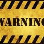 Warning Sign...