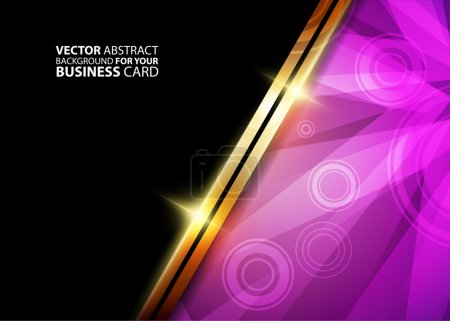 Illustration for Abstract business background - vector - Royalty Free Image
