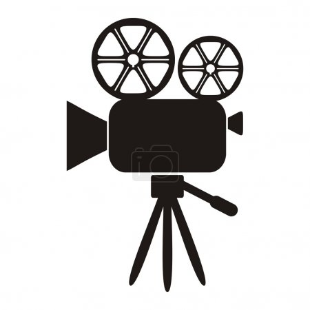 Movie camera ico