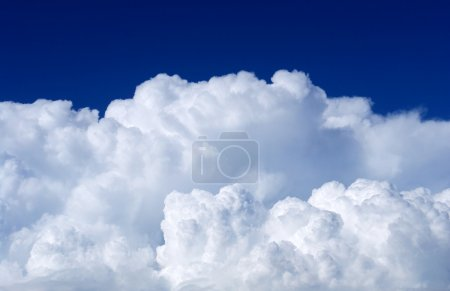 Photo for Storm clouds background texture - Royalty Free Image