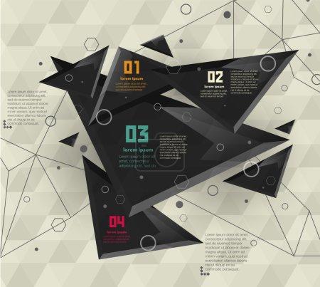 Conceptual vector Design template