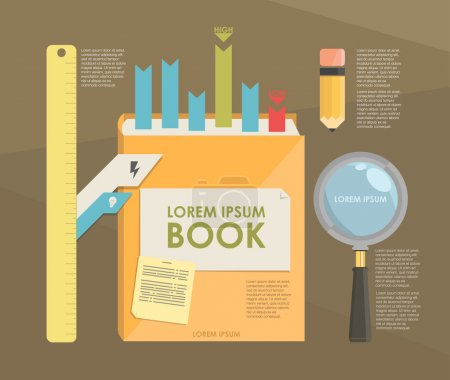 Book infographic