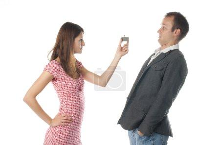 scène drôle de proposition