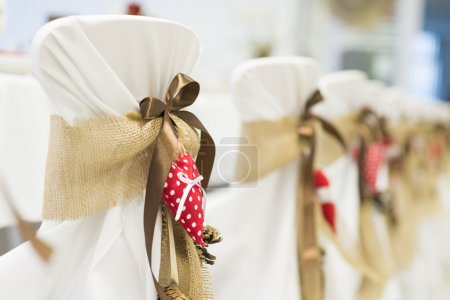 Photo for Beautiful wedding event decoration for various celebration style - Royalty Free Image