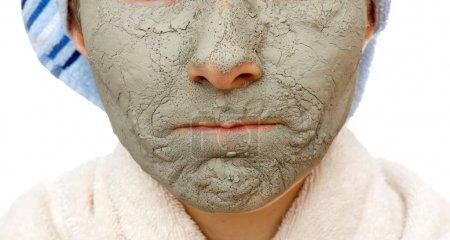 Secrets of skin firming facial mask
