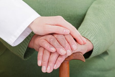 Photo for How to give the best care in elderly homes - Royalty Free Image