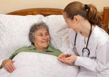 Quality of care for elderly living at home...