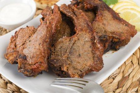 Tikka Lamb Chops