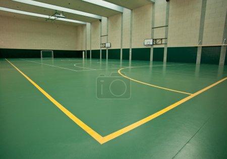 Foto de Edificio destinado a ser utilizado en diversos deportes - Imagen libre de derechos