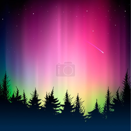Photo for Bokeh colorful background, vector Eps10 illustration. - Royalty Free Image