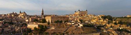 The ancient city Toledo