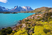 The National Park Torres del Paine