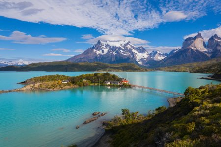 The National Park Torres del Paine