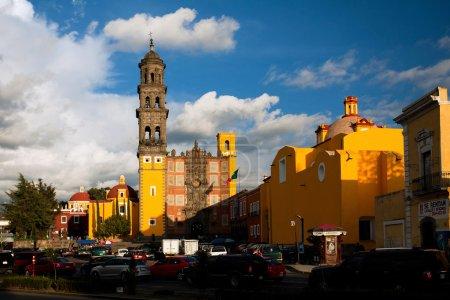 Church, Puebla