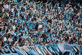 BUENOS AIRES, ARGENTINA - MAR 10: Argentina classics FC Ricing v