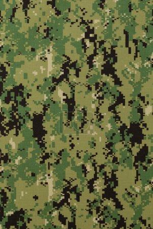Foto de Marina de guerra trabajando fondo uniforme aor 2 camuflaje digital tela textura - Imagen libre de derechos