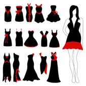 Woman dress set