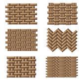 Weave pattern set