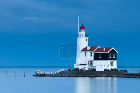 Lighthouse Paard van Marken in Netherland