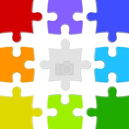 Девять головоломок