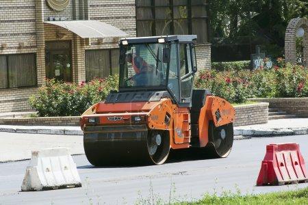 Brigade road repair workers