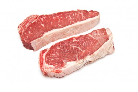 Photo for Sirloin steaks - Royalty Free Image