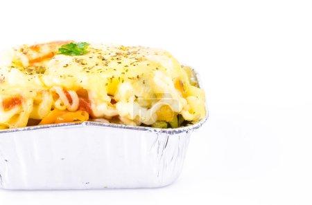 Lasagna seafood