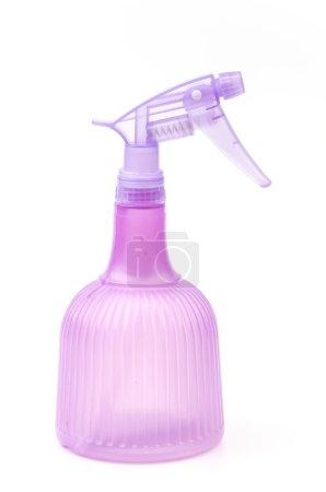 Isolated spray bottle