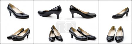 Photo for Woman shoes - Royalty Free Image