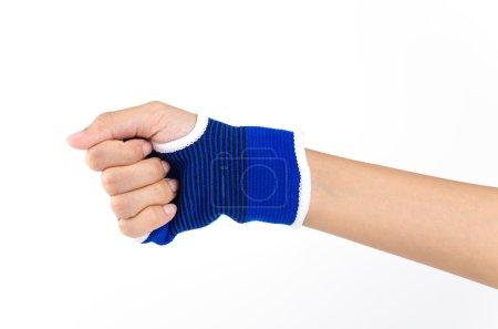 Wrist splint hand