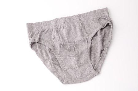 Men underwear isolated on white