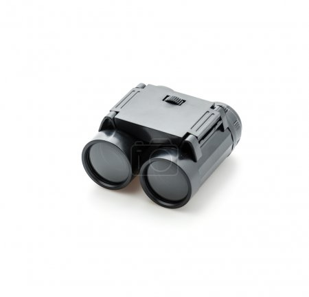 binoculars isolated