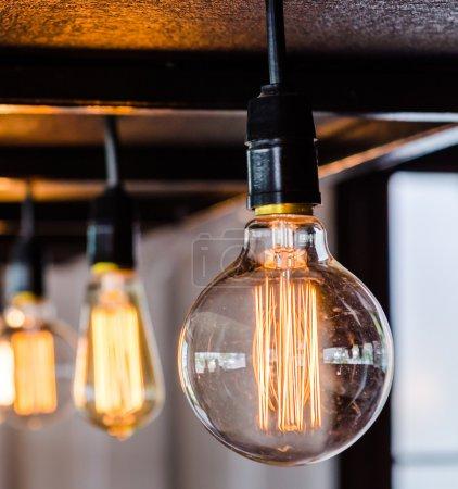 Photo pour Lampe du plafond - image libre de droit