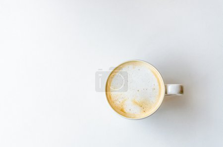 Photo for Hot Coffee cup - Royalty Free Image