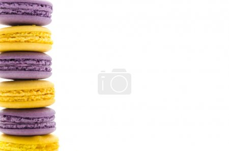 Photo for Tasty macaroons - Royalty Free Image