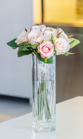 Photo for Flower in vase - Royalty Free Image