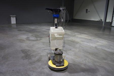 Grinding machine 2
