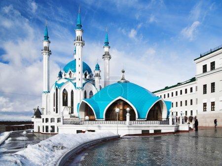 Qolsharif Mosque in Kazan Kremlin