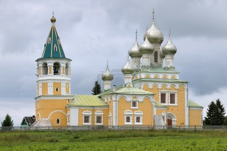 Resurrection church in village Matigory, Arkhangelsk Oblast
