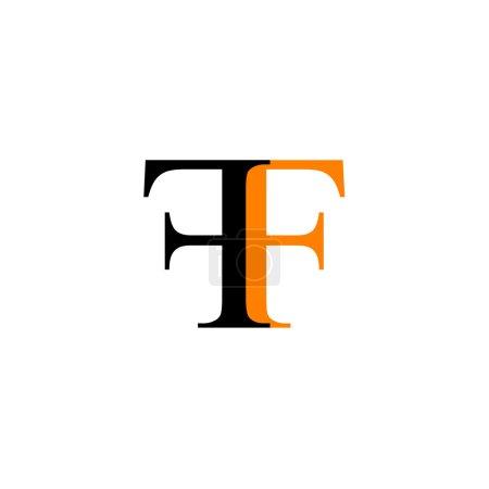 Artwork with alphabet F