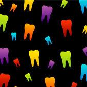 Colorful dental wallpaper