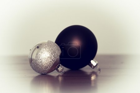 Photo for Christmas image with a taste of vintage - Royalty Free Image