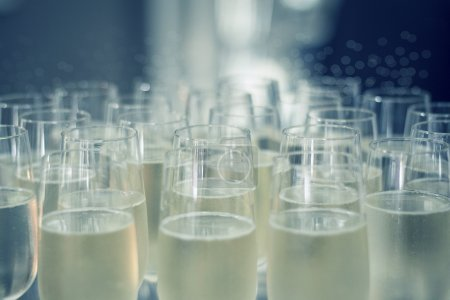 Photo for A few glasses of champagne - Royalty Free Image