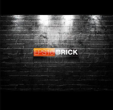 Brick- Wall Illustration