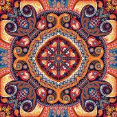 Paisley kerchief pattern