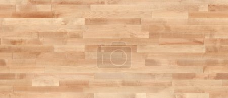 Photo for Wood parquet texture background. light wooden floor - Royalty Free Image