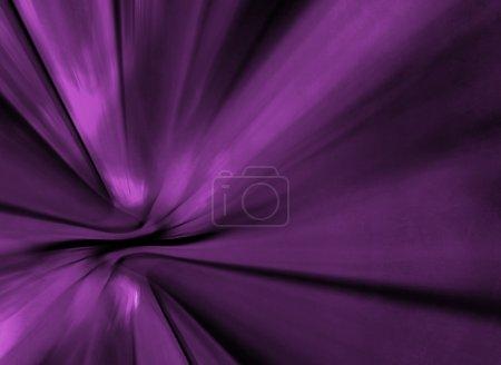 Photo pour Grunge violet starburst design avec des rayons de lumière - image libre de droit