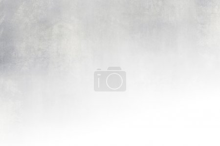 Photo for Grunge grey to white background gradient - Royalty Free Image