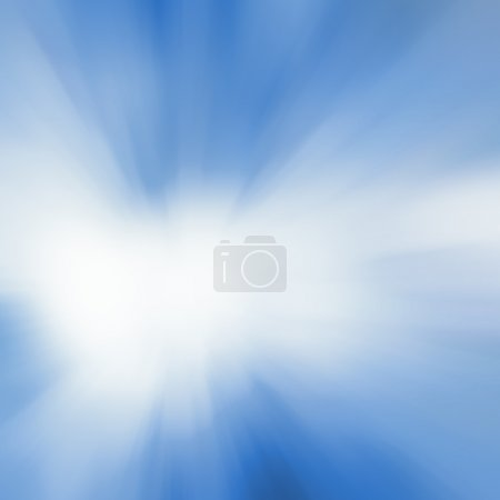 Abstract background blue - cloud computing