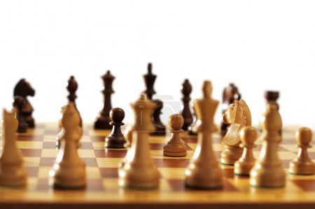 From the blitz game Carlsen - Anand, Zurich Chess ...